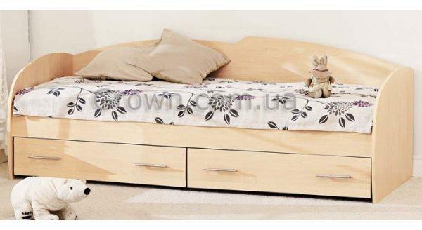 Кровать К-118 Волна - 1