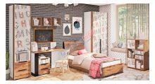 Детская ДЧ-4126 серия «Оксфорд» - Детские комнаты
