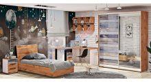 Детская ДЧ-4131 серия «Оксфорд» - Детские комнаты