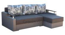 Угловой диван Сатурн GREY - Мебель со склада