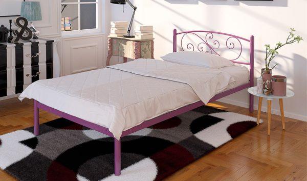 Кровать металлическая Лилия Мини - 1