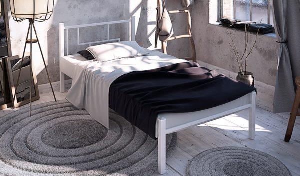 Кровать металлическая Амис Мини - 1