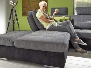 Особенности выбора угловых диванов для дома