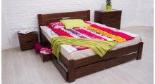 Кровать Айрис с ящиками - Кровати деревянные