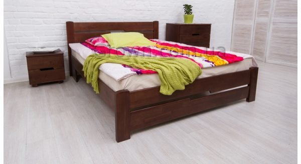 Кровать Айрис с изножьем - 1