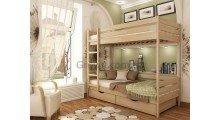 Двухъярусная кровать «Дуэт» - Детские кровати