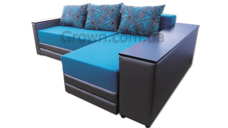 Угловой диван Модерн без бара - 1