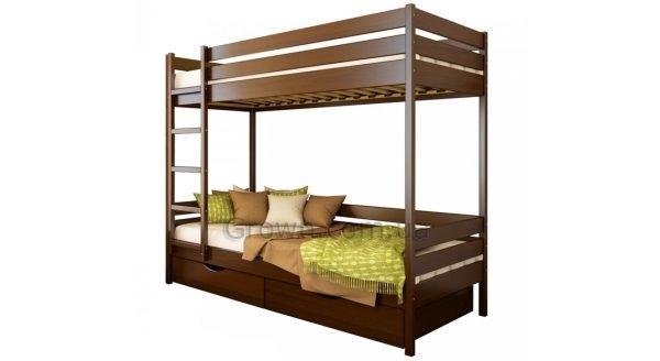 Двухъярусная кровать «Дуэт» - 1