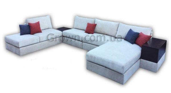 Угловой диван Хилтон - 1