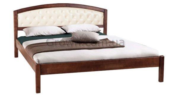 Кровать Джульетта мягкое изголовье - 1