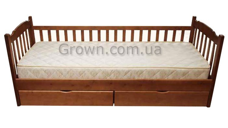 Кровать Юниор с одним забором - 1