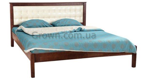 Кровать Карина мягкое изголовье - 1