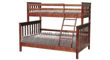Кровать двухъярусная Скандинавия - Кровати