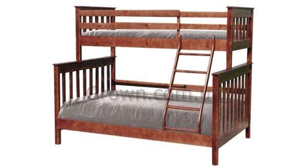 Кровать двухъярусная Скандинавия - 1