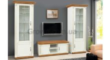 Комплект «Freedom» с тумбою ТВ - Мебель для гостиной