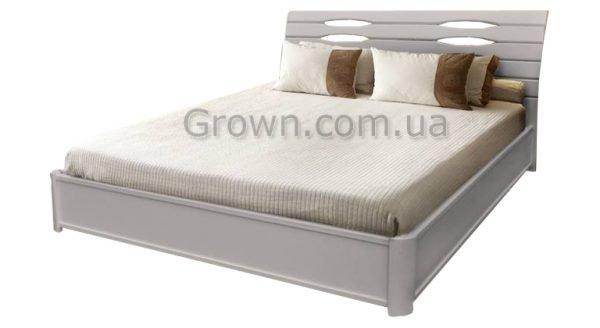 Кровать Мария с подъемным механизмом (белая) - 1
