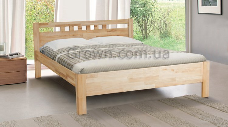 Кровать деревянная Sandy - 1