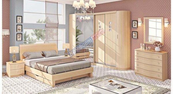 Спальня СП-4535 Хай-тек - 1