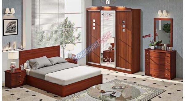 Спальня СП-4537 Хай-тек - 1
