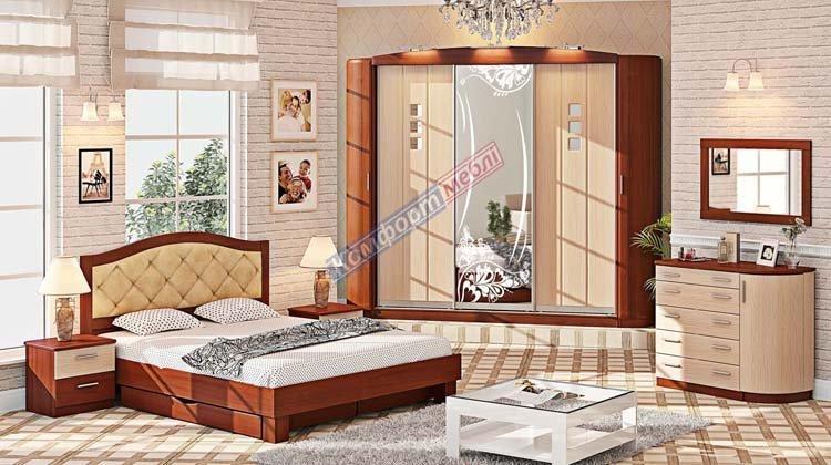 Спальня СП-4538 Хай-тек - 1