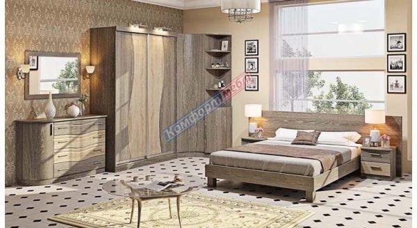 Спальня СП-4540 Хай-тек - 1
