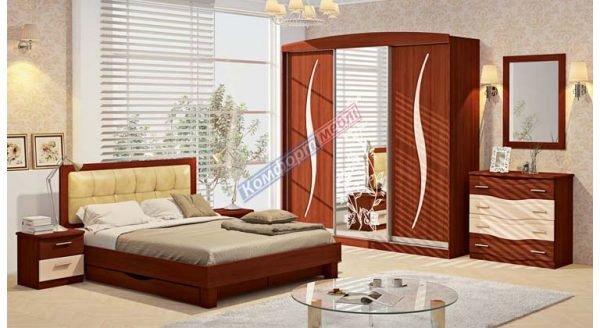 Спальня СП-4541 Хай-тек - 1