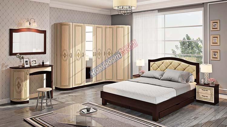 Спальня СП-4545 Леванте - 1