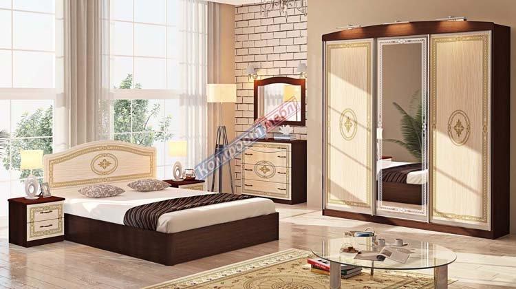 Спальня СП-4546 Леванте - 1