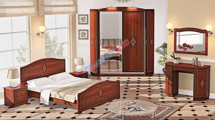Спальня СП-4547 Инкрустация - 1