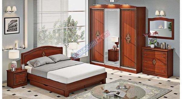 Спальня СП-4548 Инкрустация - 1