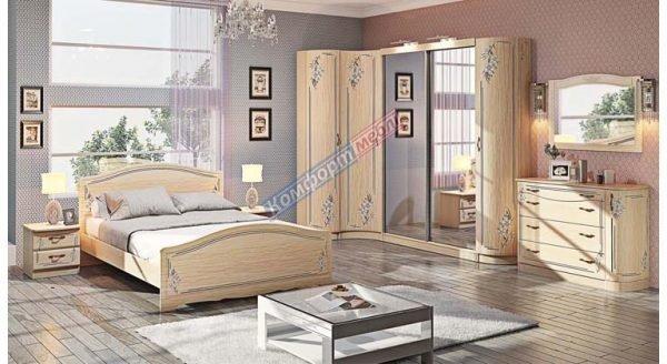 Спальня СП-4550 Флора - 1