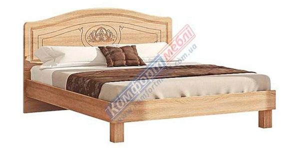 """Кровать 1600 """"Классика 1"""" - 1"""