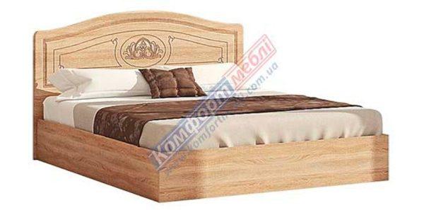 """Кровать 1600 """"Классика 3"""" с подъемным механизмом - 1"""
