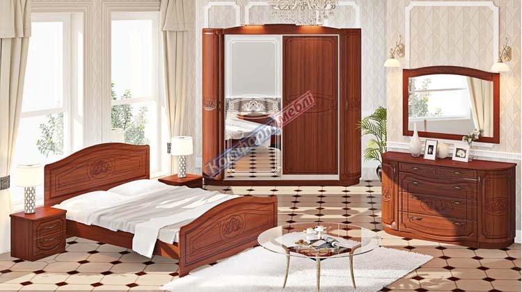 Спальня СП-4552 Классика - 1