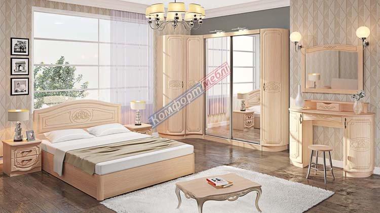 Спальня СП-4553 Классика - 1