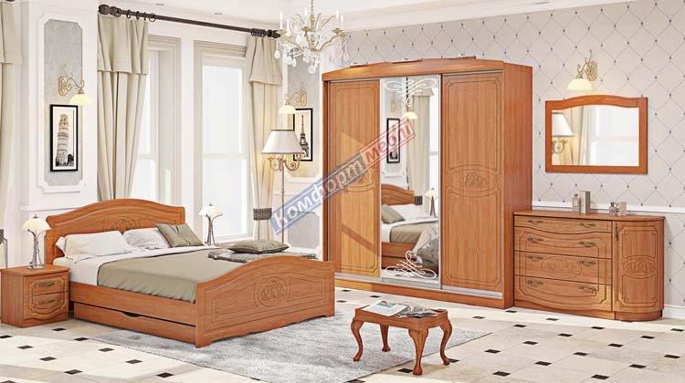 Спальня СП-4557 Классика - 1