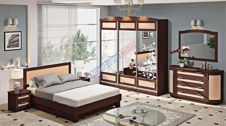 Спальня СП-4559 Престиж - 1