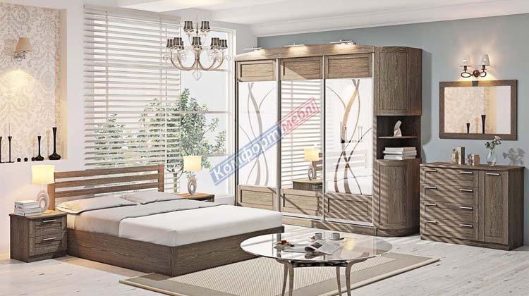 Спальня СП-4561 Престиж - 1