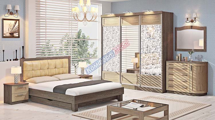 Спальня СП-4562 Престиж - 1