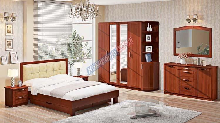 Спальня СП-4563 Престиж - 1