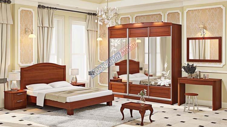 Спальня СП-4564 Престиж - 1
