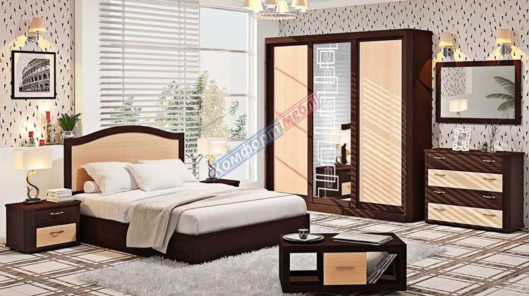 Спальня СП-4567 Де Люкс - 1