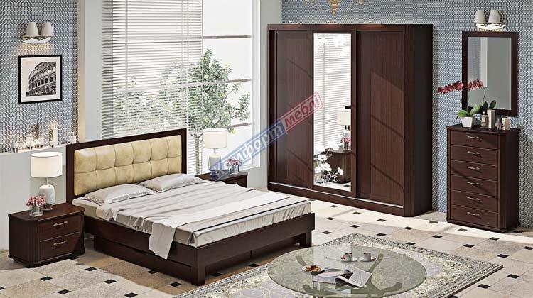Спальня СП-4568 Де Люкс - 1