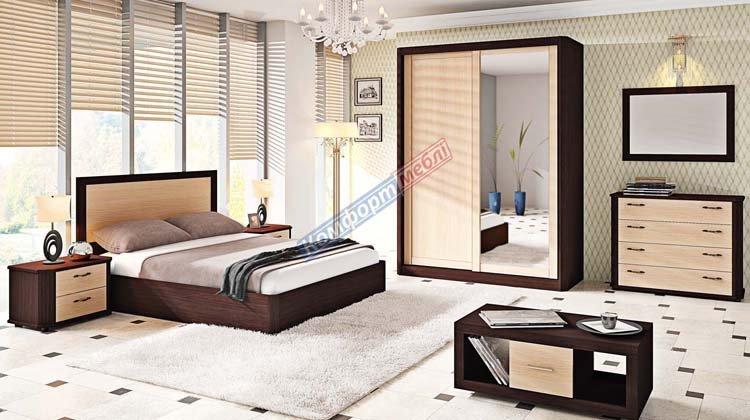 Спальня СП-4569 Де Люкс - 1