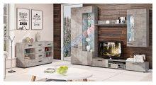 Стенка МС-4325 серия «Эко» - Мебель для гостиной