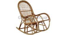 Кресло-качалка «КК-4/3» - Плетеная мебель