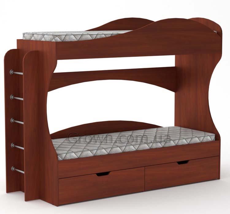 Кровать двухъярусная Бриз - Яблоня