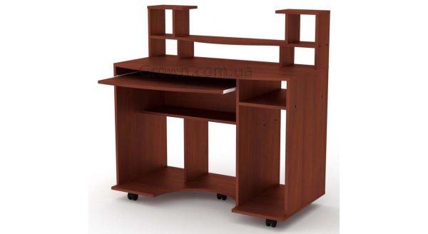 Стол компьютерный Комфорт-1 - Яблоня