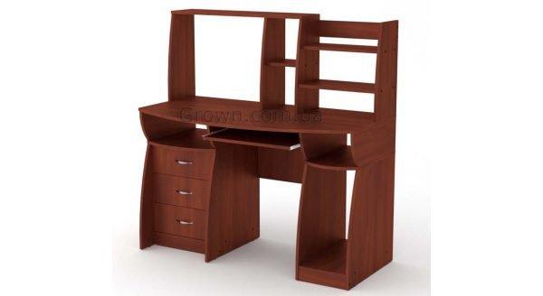 Стол компьютерный Комфорт-3 - Яблоня