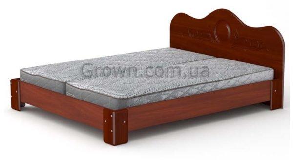 Кровать-170 МДФ  - Яблоня